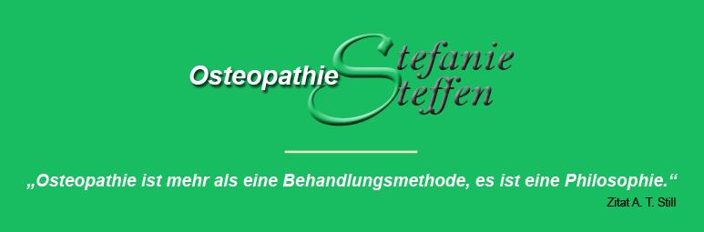 Osteopathie Stefanie Steffen